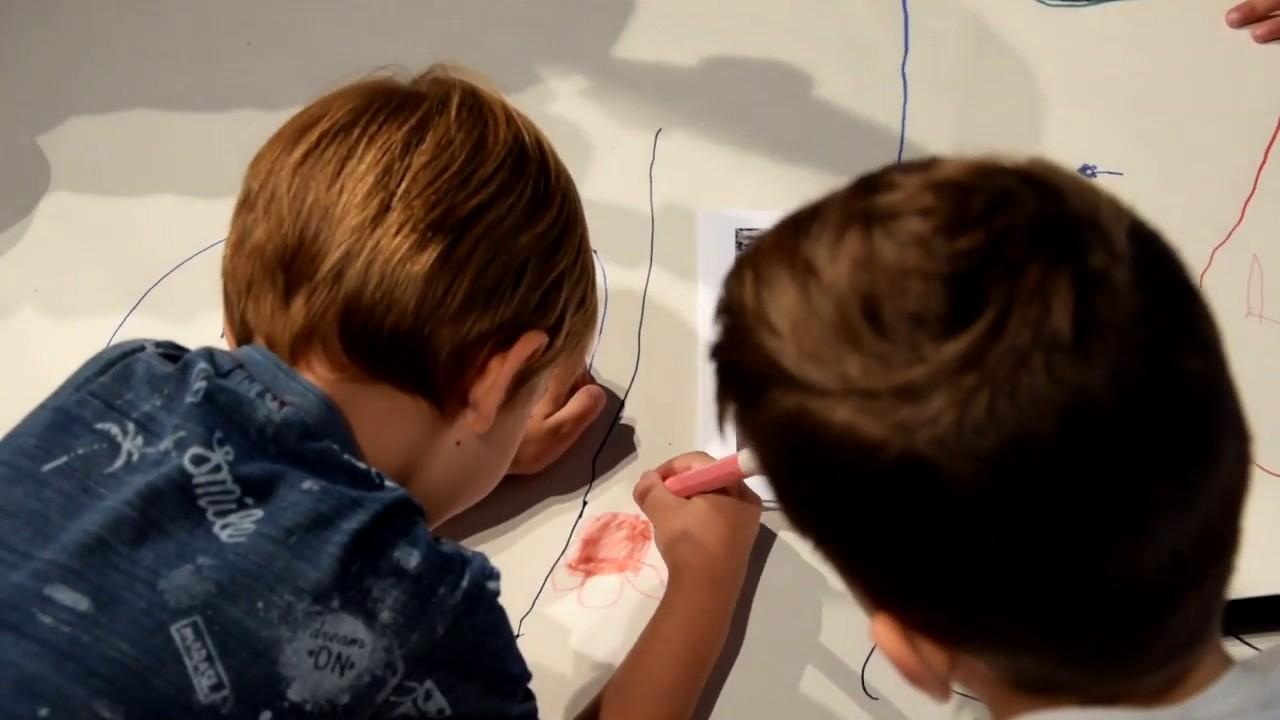 Κατασκεύαστηκε ο Χάρτη του Περιπατητή μέσα από τα μάτια των παιδιών