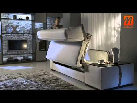 Раскладной диван с