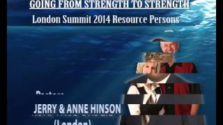 Going from Strength to Strength London Summit 2014