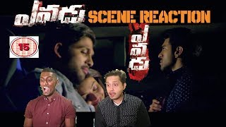 Yevadu | Hindi Dubbed | Telugu Movie | Bus Fight Scene Reaction | Ram Charan & Allu Arjun