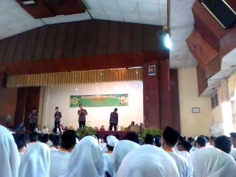 Nasyid S.I.D-Dengan Nafasmu At Aula Smkn3 PLG