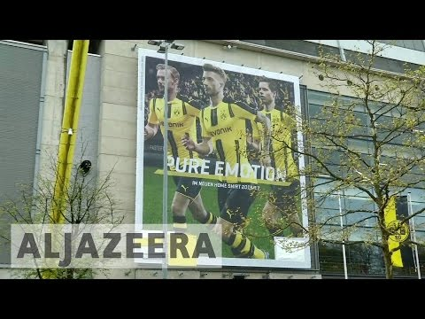 Dortmund attack suspect is a 'market trader'