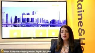 Dubai Palm Jumeirah Property Market Report 2015