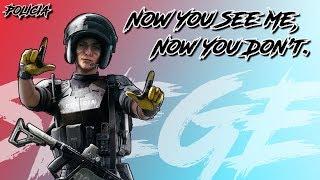 Mira is New John Cena xD | Rainbow 6: Siege