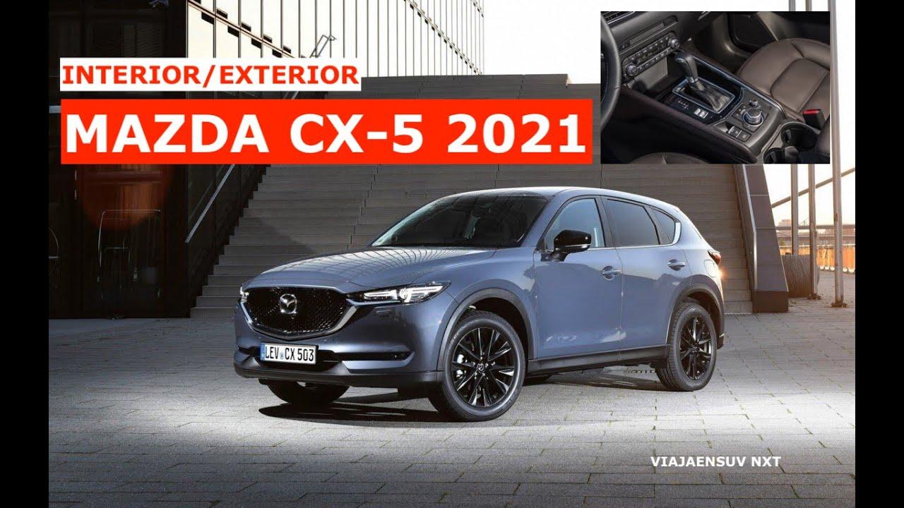 2021 mazda cx5 suv compacto interiorexterior  youtube