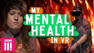 Psychotic Depression: My Mental Health In VR Ep 3