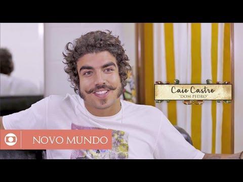 Novo Mundo: veja a apresentação especial da nova novela das seis da Globo