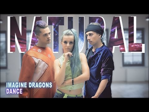Imagine Dragons - Natural Dance - Patman Crew Choreography