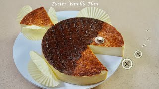 Easter Vanilla Flan????– Bruno Albouze –THE REAL DEAL