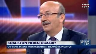 Teke Tek 1 Eylül Mehmet Bekaroğlu
