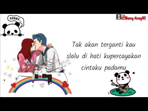 Angin Rindu || Oh Angin Bisikan Padanya Kucinta Dia || Ulfa Tyan Akza Versi Animasi Lirik _romantis