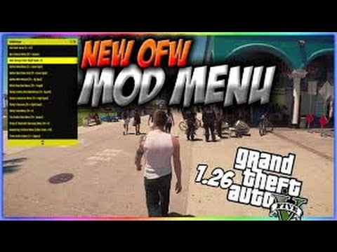 HOW TO GET FREE MODS FOR GTA 5 NO JAILBREAK PS3 2017 OFW! HUGE RECOVERY MODS AND MORE!