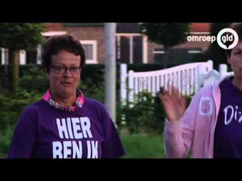 4Daagse Journaal 15-07-2014 Mitchell Perdon en Yvonne Klein- Brinke