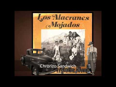 Los Alacranes Chorizo Sandwich