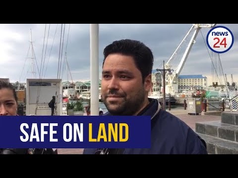 Robben Island Ferry passenger