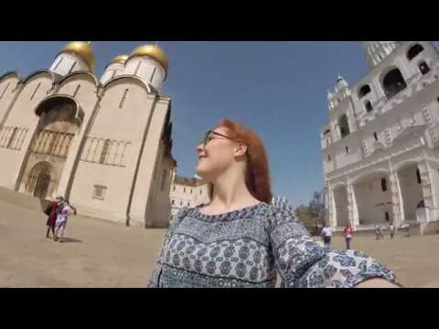 BACKPACKING 2017- Part 1: Russia