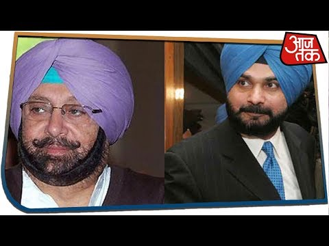 Amarinder Singh Comments On Sidhu's Resignation, Says Won't Be Happy If Anyone Leaves The Party