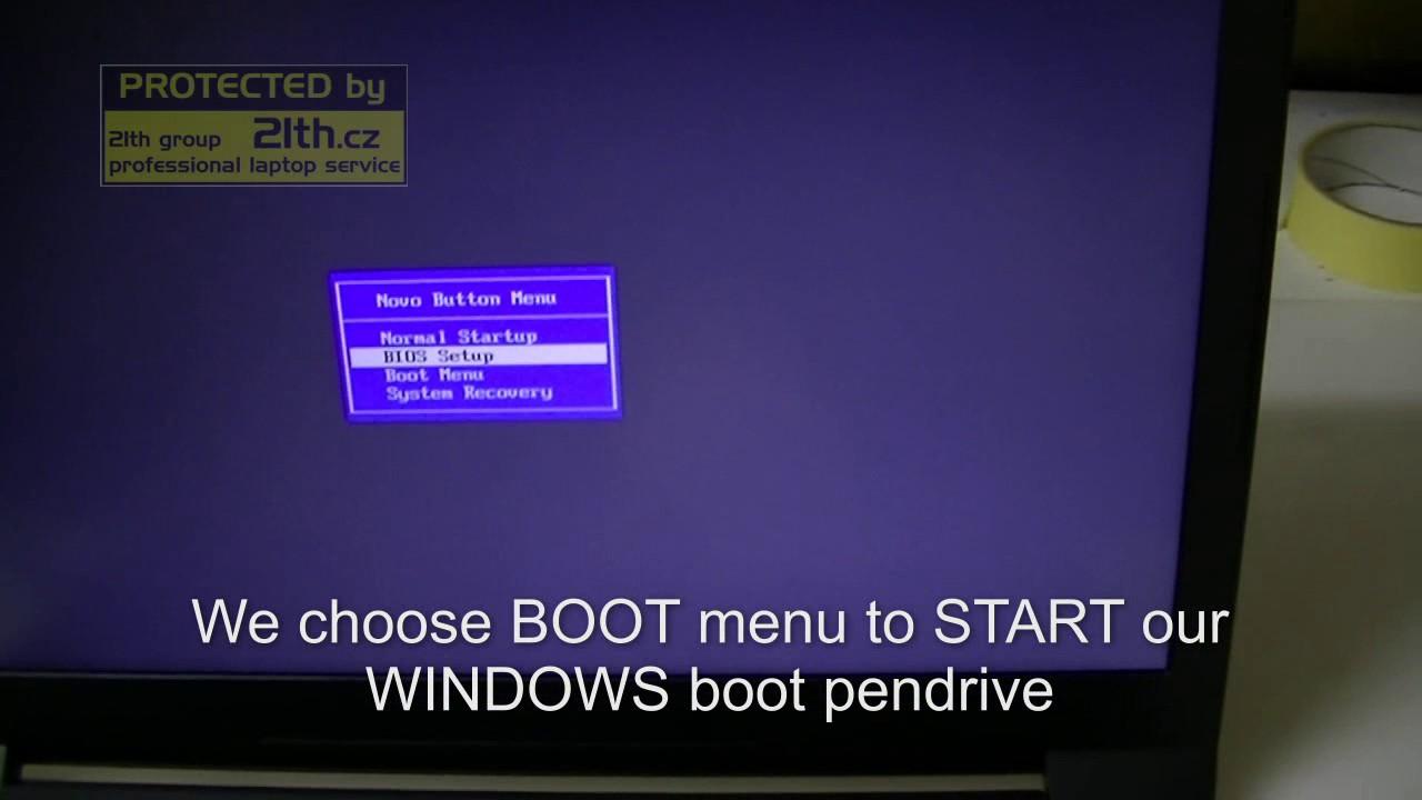 Lenovo Ideapad Boot Menu - Ivoiregion