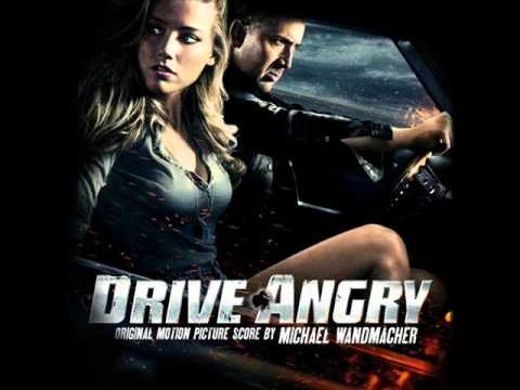 Drive Angry Soundtrack - Piper Rides Shotgun