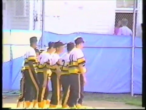 1991 District 18 Little League Tournament - 1st Round - West Nyack v South Orangetown 7/15/91