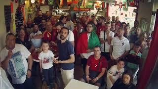 Portugal - Espagne mondial 2018 3-3 chez fred