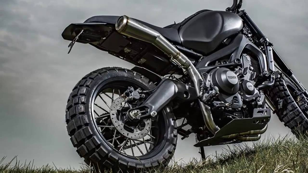 Wrenchmonkees Yamaha XSR900 Monkeebeast Breaks Cover