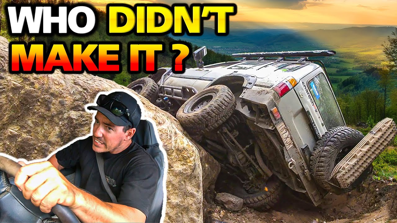 Download The TOUGHEST Challenge We've Ever Faced! INSANE Wheel Lifts, Busted 4WDs & MENTAL Winching   Yalwal