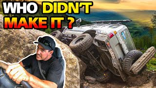 The TOUGHEST Challenge We've Ever Faced! INSANE Wheel Lifts, Busted 4WDs & MENTAL Winching   Yalwal