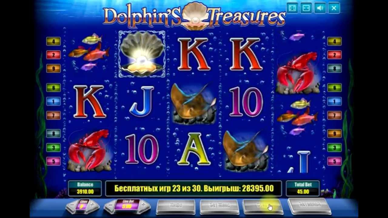 Андроид игровой автомат dolphins pearl deluxe