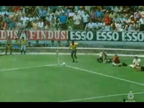 BRAZIL vs ENGLAND - WORLDCUP - 1970
