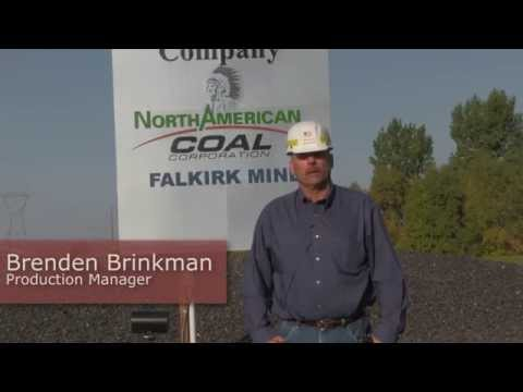 Falkirk Mine Receives 2014 ND Award For Excellence In Surface Coal Mining And Reclamation