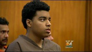 Canadian Diplomat's Teen Son Faces Judge