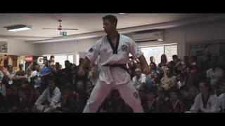 Australian Martial Arts- Black Belt Grading 2016