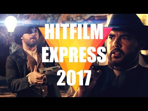 Hitfilm Express 2017 Overview  New Free VFX & Editing Software