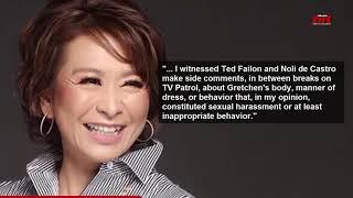 Ted, Noli hinarass din si Gretchen - Ces Drilon