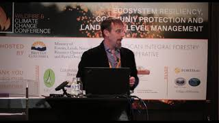 Matthew Hurteau - 'Wildfire and Carbon Management' Part 2