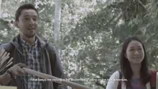 Timberland - S15 MarkMakers On The Modern Trail - Qi Razali & Anna Rina