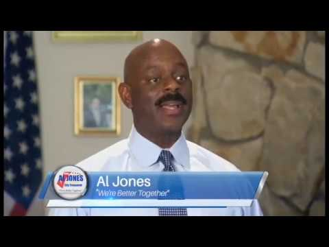 Al Jones  Candidate for Oxnard City Treasurer Campaign