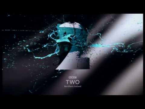 BBC Two Northern Ireland: Paint Ident - 2015