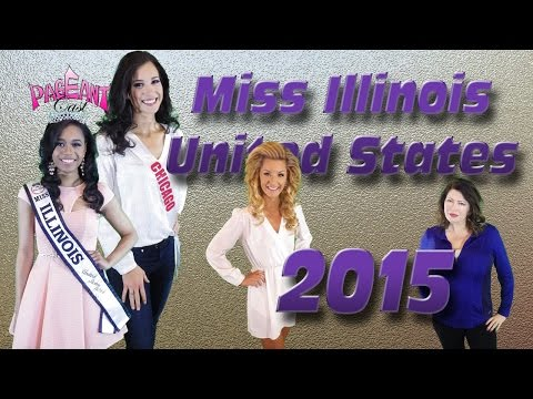 Illinois United States Pageant 2015 part 1