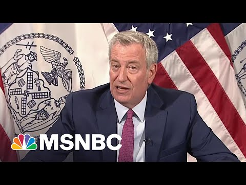 New York City To Require Proof Of Vaccine For Indoor Settings