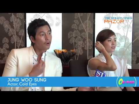 [Eng sub] Han Hyo Joo interview with Singapore media