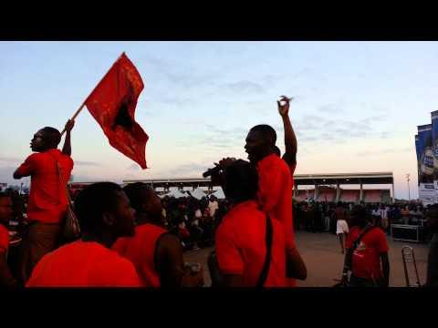 Accra Poly's Zulu Communuity brings Pink Sheet to 2013 Joy FM Old Skuul Reunion