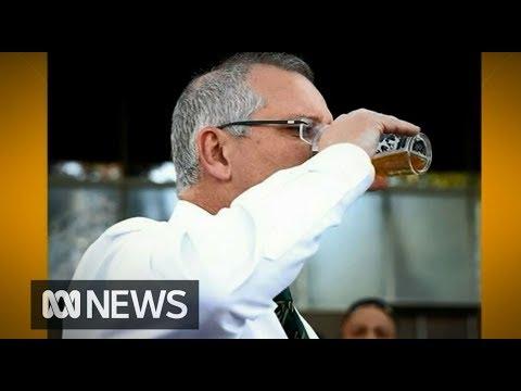 Australian PM necks a schooner: cartoonist responds   Insiders Mp3