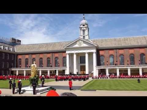 Royal Hospital Chelsea's Founder's Day 2015
