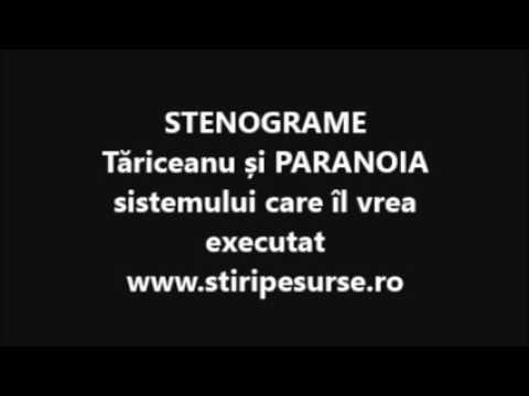 STIRIPESURSE.RO STENOGRAME ALDE Tăriceanu și paranoia sistemului