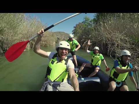 Active Tourism, nature and adventure in the Region of Murcia.