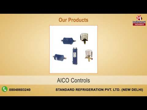 Industrial Compressors & Controlling Equipment By Standard Refrigeration Pvt. Ltd., New Delhi
