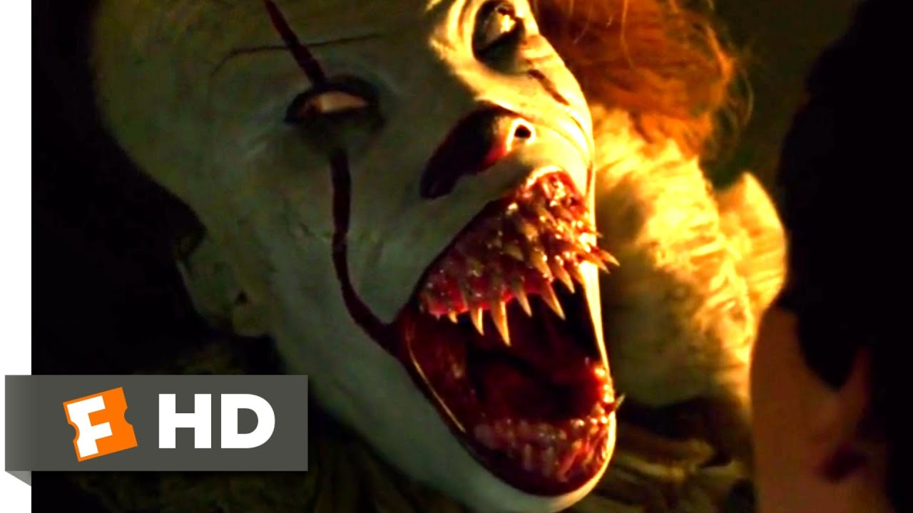 Download It (2017) - In the Haunted House Scene (9/10) | Movieclips
