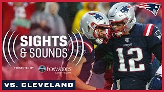 Patriots Mic'd Up vs. Browns (Week 8) | Sights & Sounds